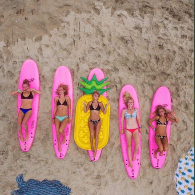 Meet Pink Pineapple Surf Manasquans Girls Only Surf School-9881