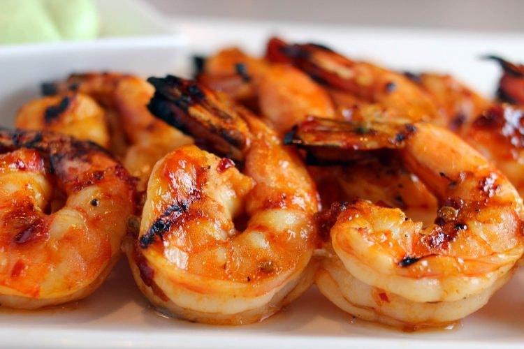 Grilled prawns | © medoa7164 / Pixabay