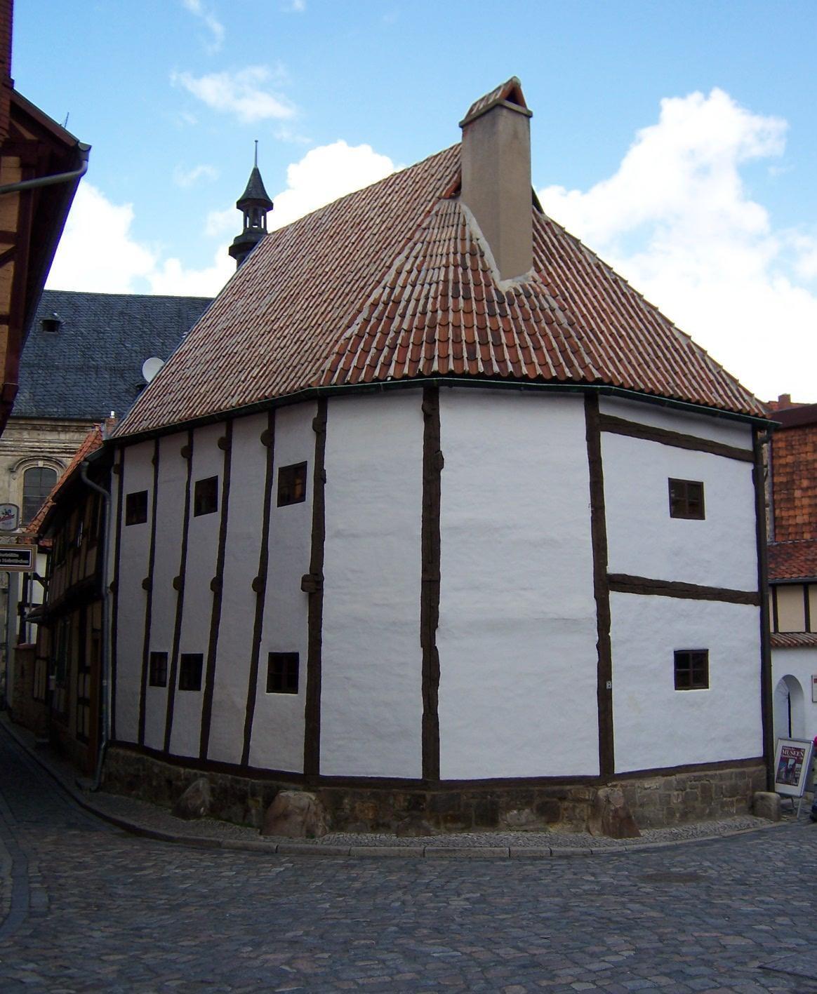 Quedlinburg_Ständerbau