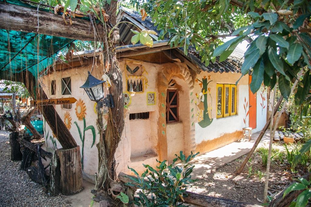 RAW 061-EMIDI- Earth Home, Thailand