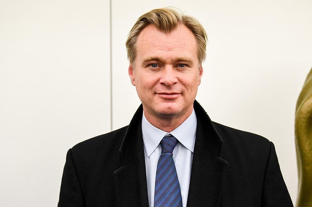 'BAFTA A Life in Pictures' with Christopher Nolan, London, UK - 01 Dec 2017
