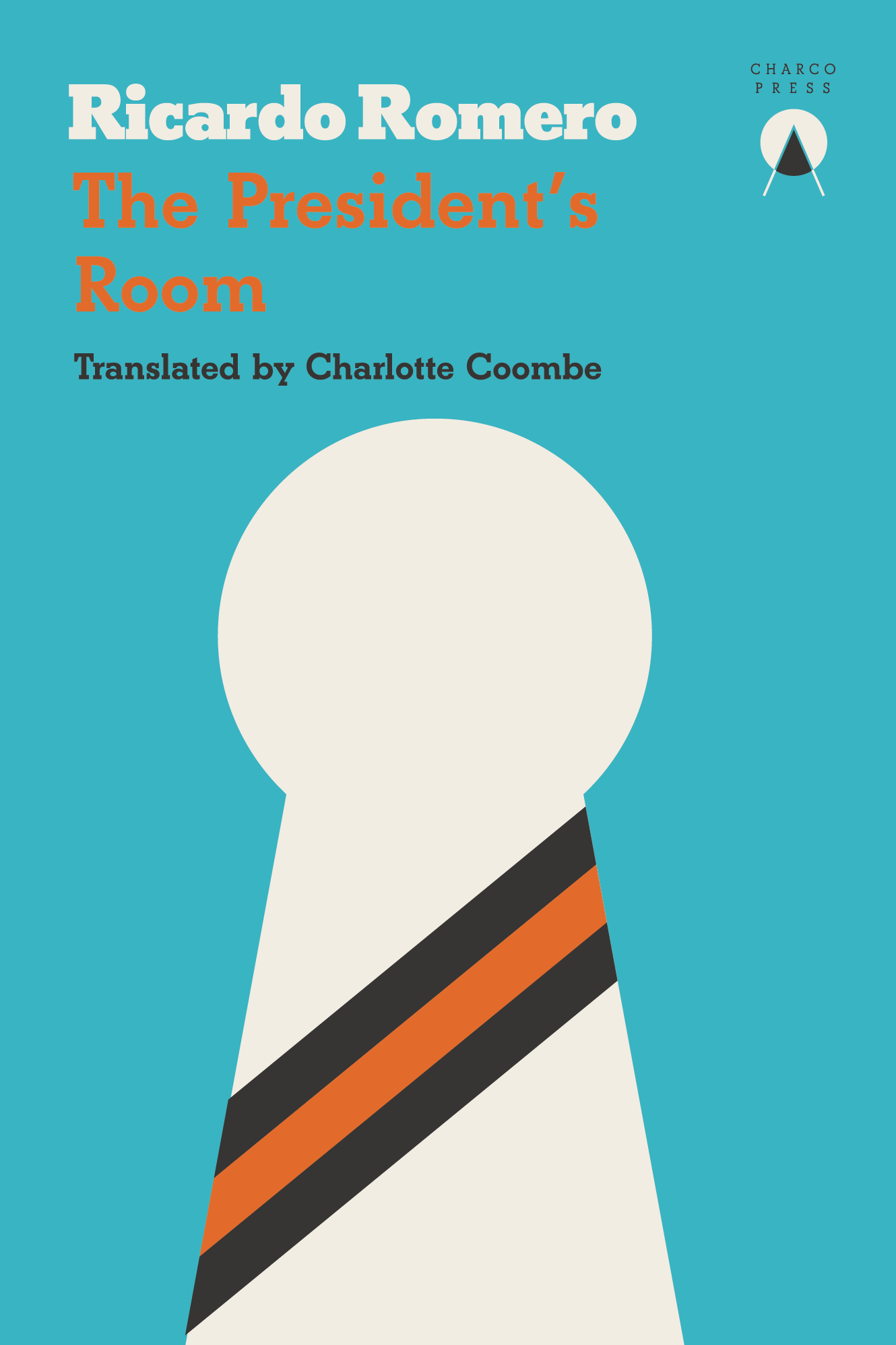 Cover courtesy of Charco Press
