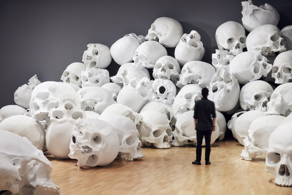 Ron Mueck - Tom Ross 14