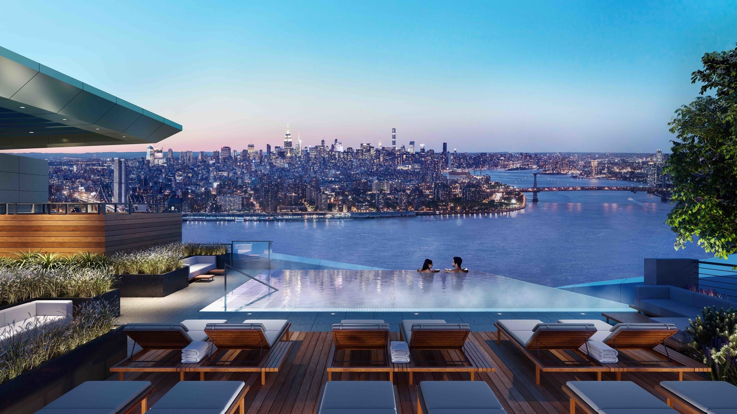 Tallest Infinity Pool in the Western Hemisphere Is Coming