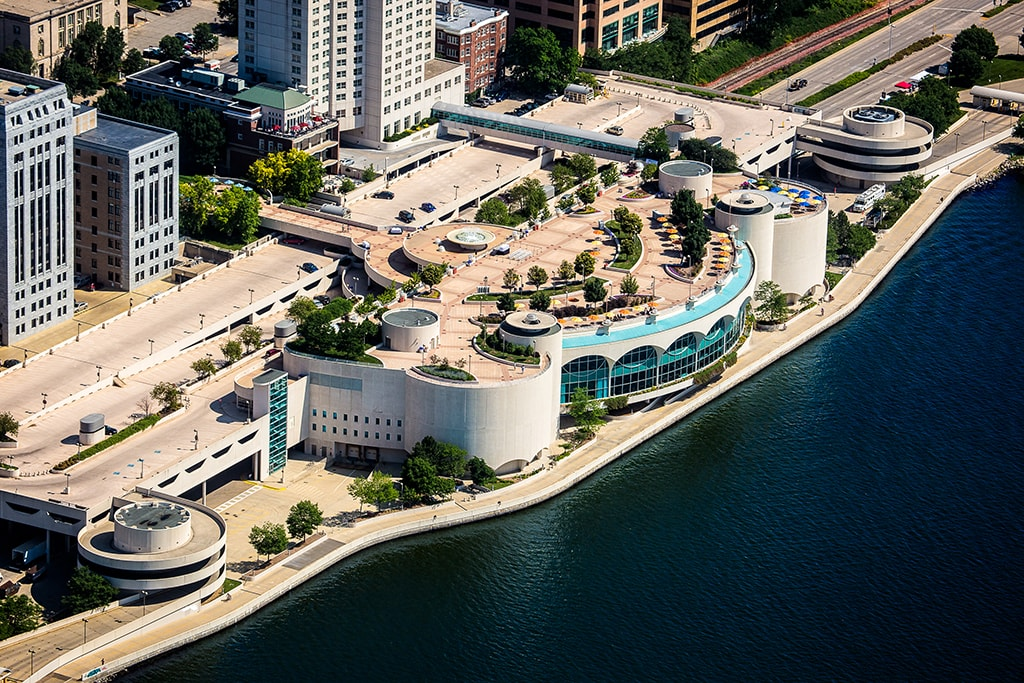 Monona Terrace | Courtesy of Monona Terrace Community and Convention Center