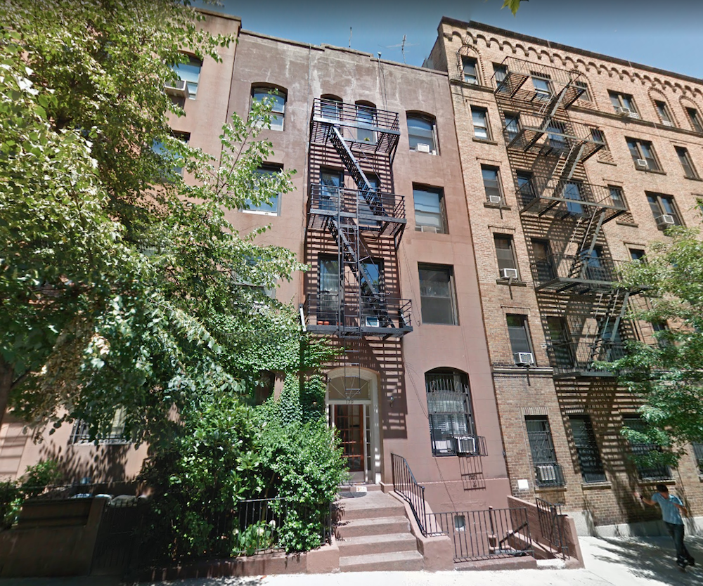 The Marx Brothers lived here! 179 East 93rd Street in Manhattan | <a href=