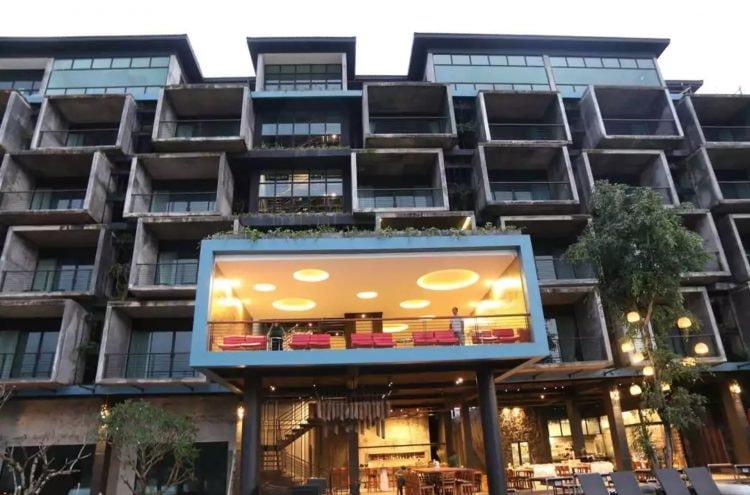 Balconies | © Inthira Hotel/Hotels.com