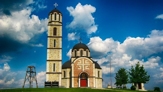 Religion is still an important influence in Serbia   © Pixabay
