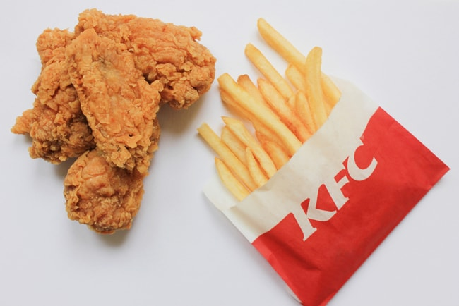Chicken-lovers are going hungry as many KFC outlets are shut | © onajourney/Shutterstock