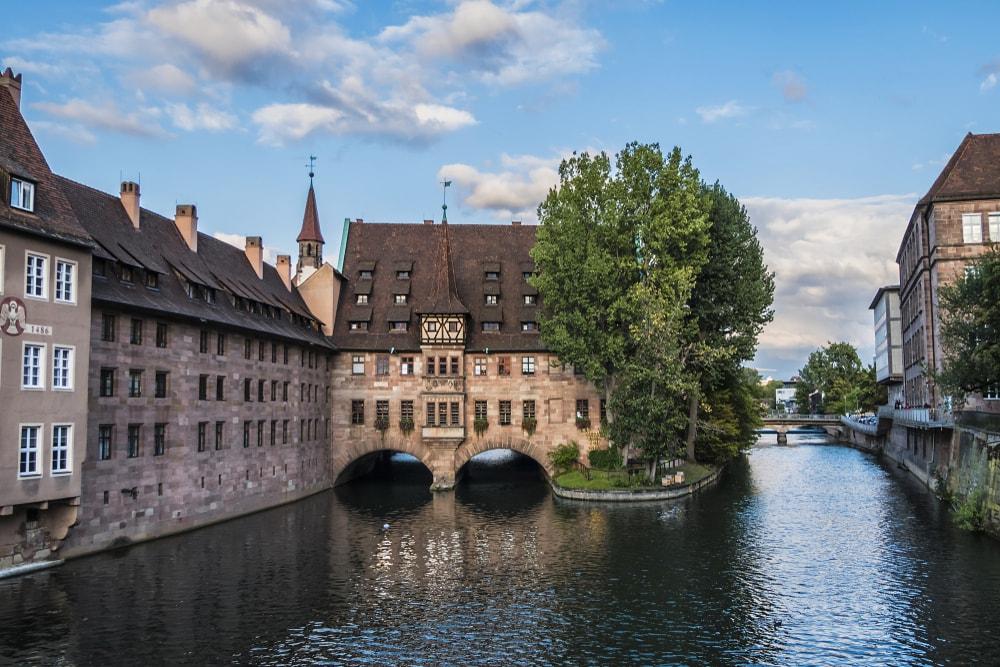 Nuremberg, Germany   © Kiev.Victor/Shutterstock