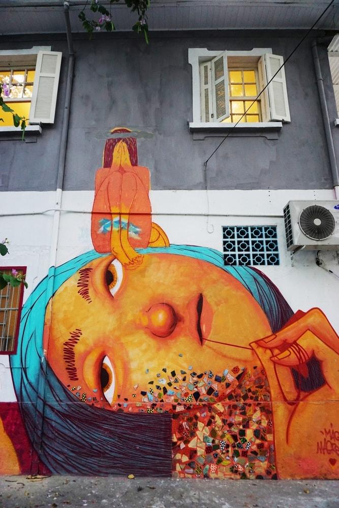 Vila Madalena,São Paulo, Brazil | © EQRoy/Shutterstock