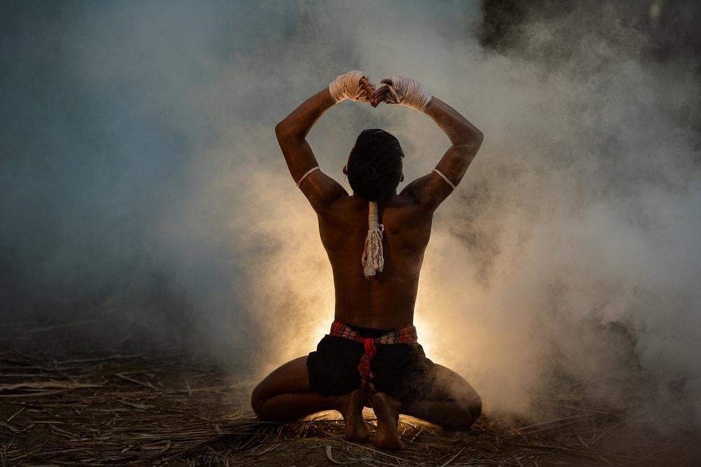 Muay Thai prayers