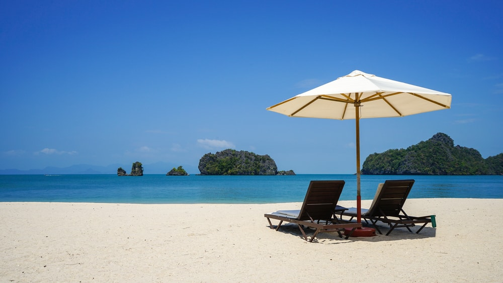 Hd Tropical Island Beach Paradise Wallpapers And Backgrounds: The Best Beaches In Langkawi, Malaysia