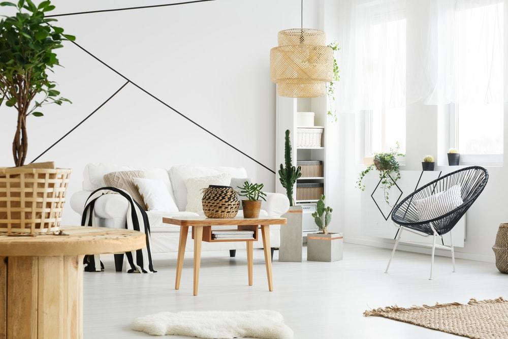 Modern interior of spacious cozy living room  © Photographee.eu/Shutterstock