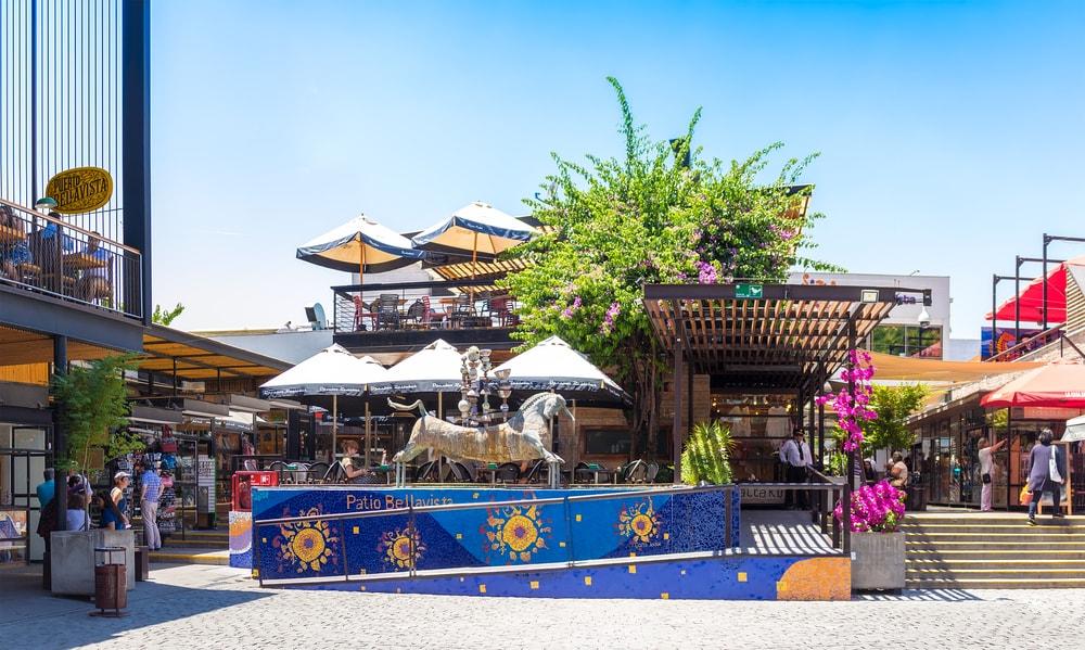 Bellavista, Santiago, Chile | © Gubin Yury/Shutterstock
