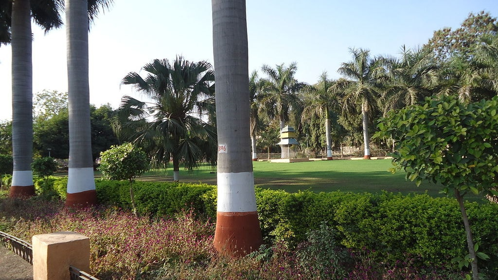 Siddharth Garden and Zoo, Auranagabd