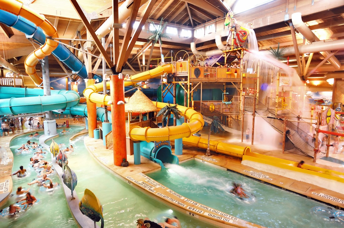 Splash Lagoon | Courtesy of Splash Lagoon Indoor Water Park