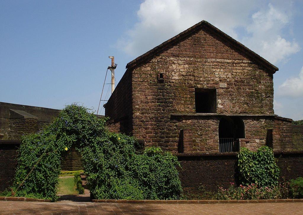 St Angelo Fort Rajesh Kakkanatt WikiCommons