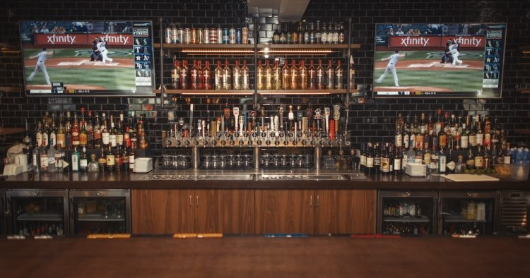 The Howe Features 40 Beers on Tap   Courtesy of The Howe Daily Kitchen & Bar