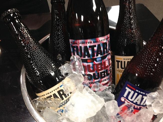 Tuatara Brewery Sampler