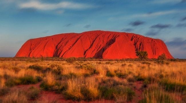 Uluru | © Walkerssk / Pixabay