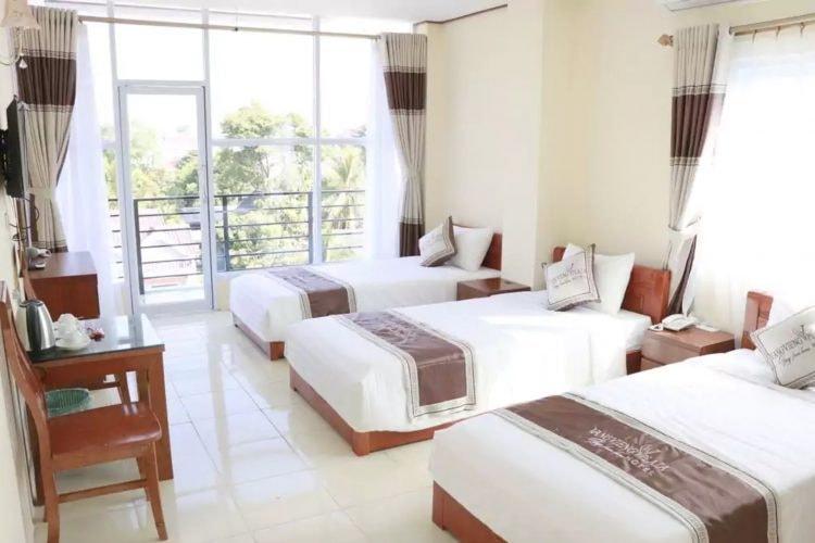 Guest Room | ©Vang Vieng Plaza Hotel/Hotels.com