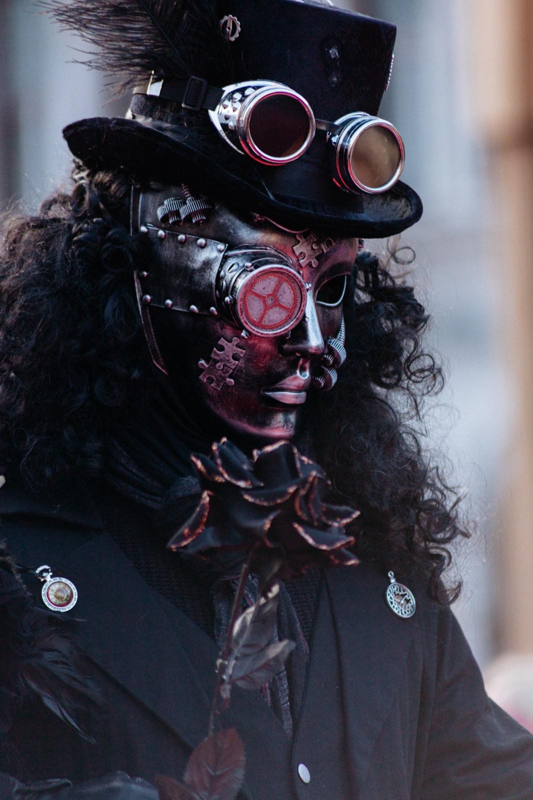 Venice - Sandro Lazzari - Carnival-548