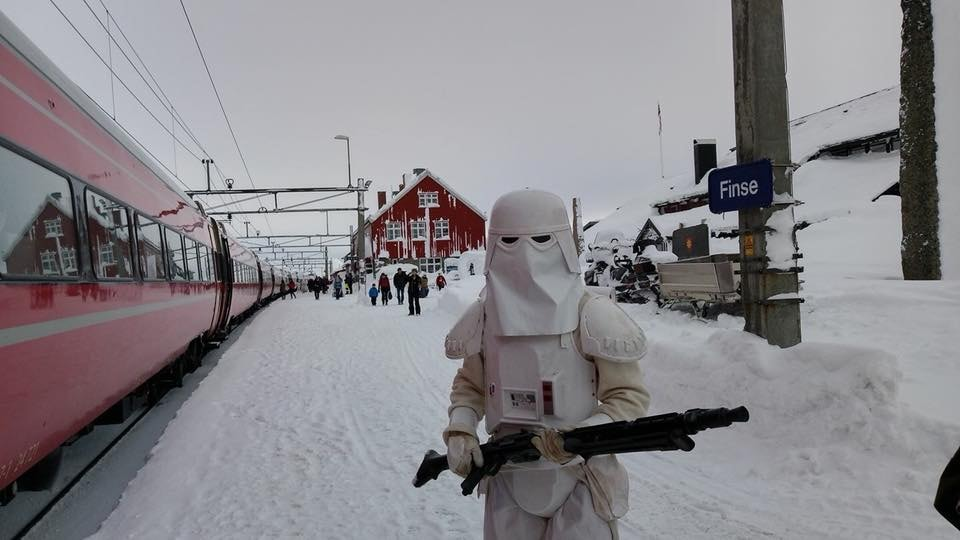 Visit Hoth 2018 | Courtesy of Finse 1222