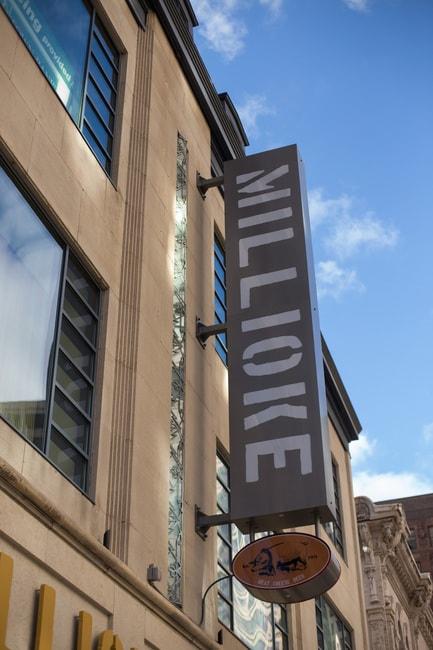 Millioke exterior | © VISIT Milwaukee