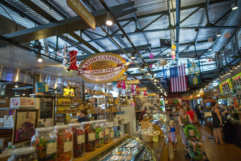 Milwaukee Public Market   © VISIT Milwaukee