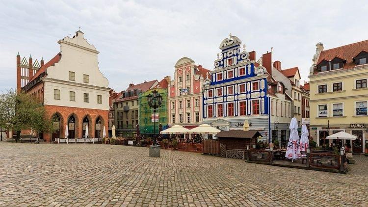Szczecin Town Hall | © A.Savin / WikiCommons