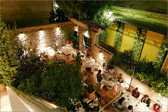 Spondi Restaurant, Athens