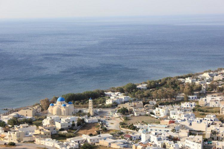 Perissa, Santorini