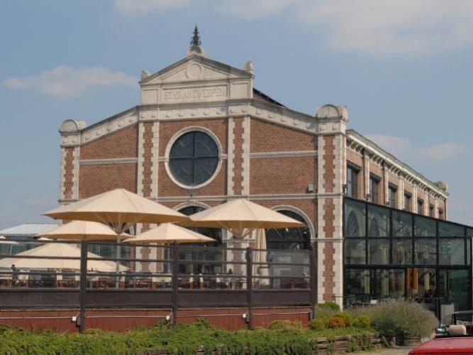 Het Pomphuis, Antwerp