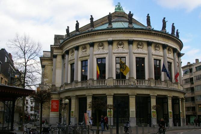 De Foyer, Antwerpen