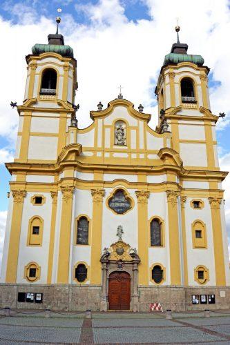 Austria-01450 - Wilten Basilica