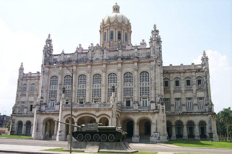The Museum Of The Revolution, Havana, Cuba