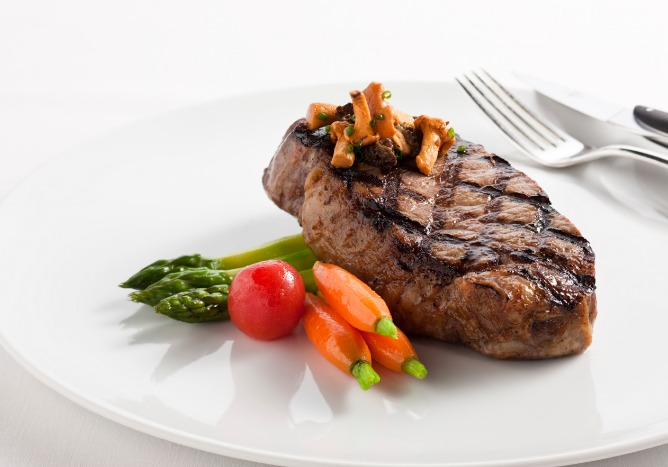 Marco Pierre White Steakhouse & Grill, Abu Dhabi