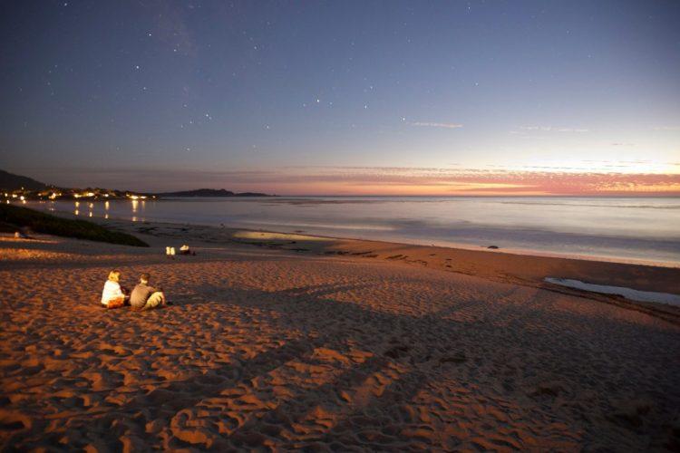 The Beach of Carmel