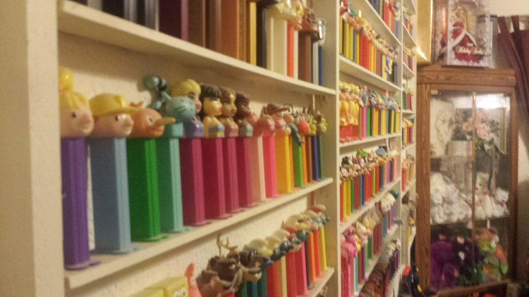 Burlingame Museum of Pez Memorabilia, Burlingame