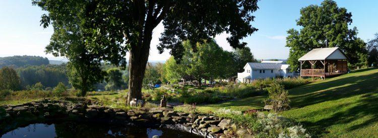 Sivananda Yoga Ranch, Woodbourne