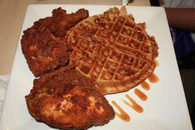 Bay Bay's Chicken & Waffles