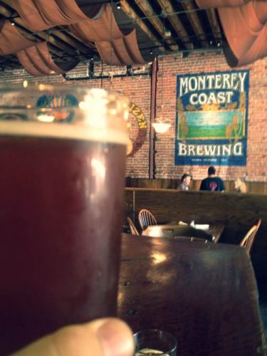 Monterey Coast Brewing Company Interior