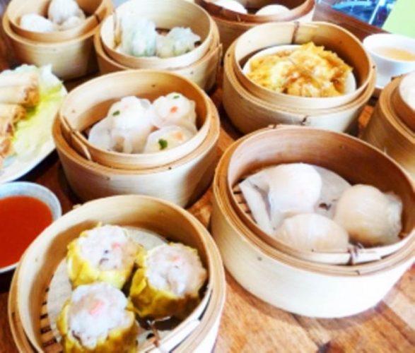 Dim Sum Feast at Yum Cha