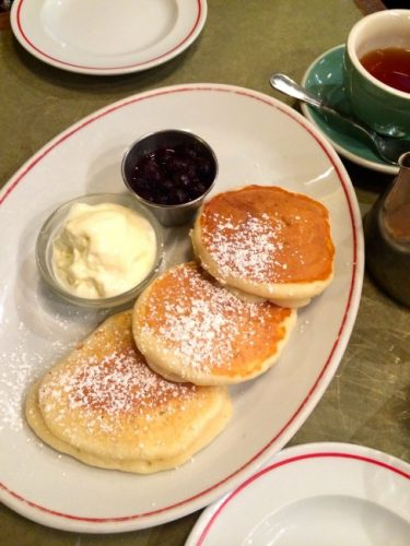 Jackson & Rye Pancakes
