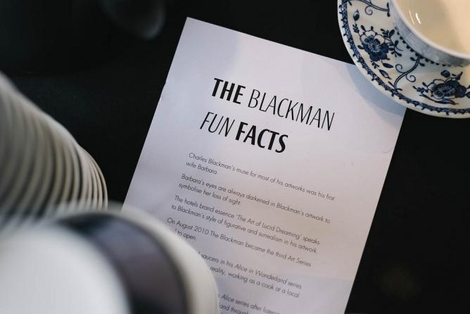 The Blackman