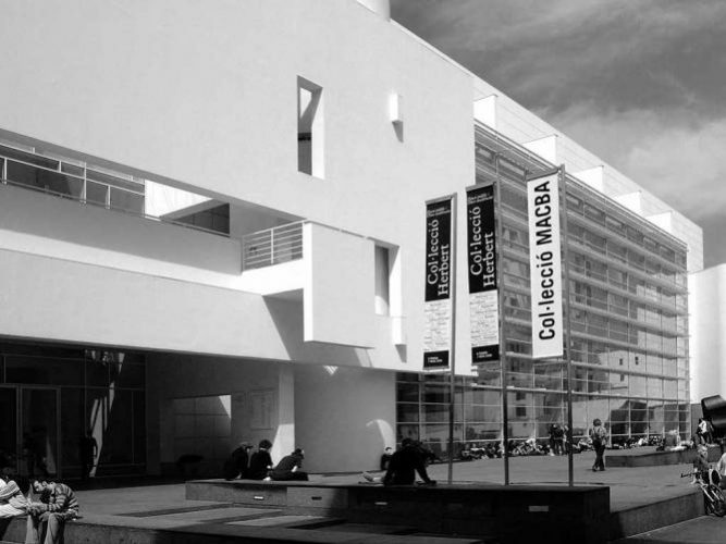 The Barcelona Museum of Contemporary Art (MACBA)