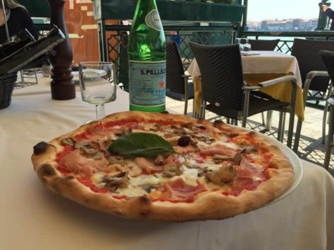 Pizza al Volo, Venezia