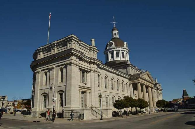Kingston ON City Hall