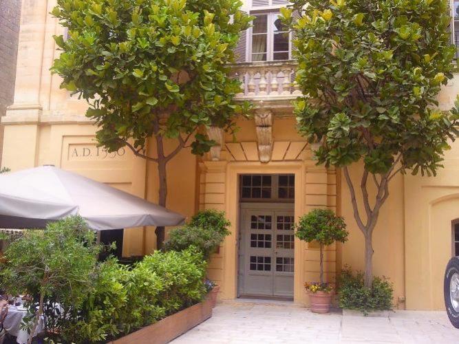 The Xara Palace frontage